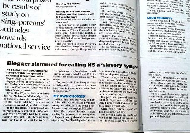 Thà định cư nước ngoài còn hơn phục vụ quân đội Singapore: Chế độ quân dịch nô lệ? - Ảnh 4.