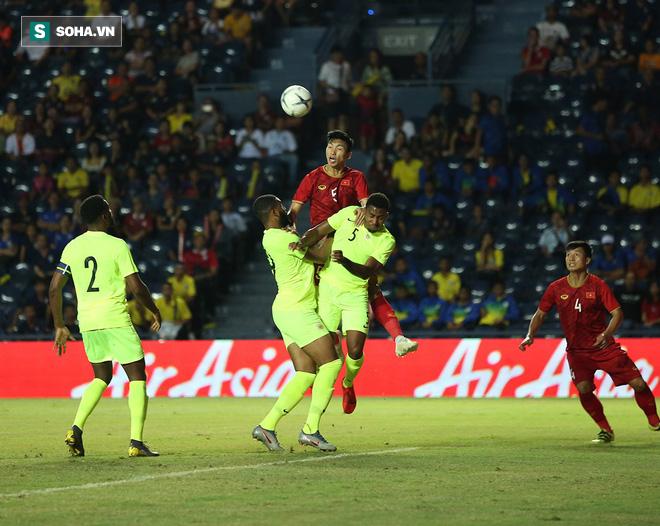 Trở về sau chiến thắng trước Việt Nam, Curacao làm nên lịch sử ở giải châu lục - Ảnh 1.