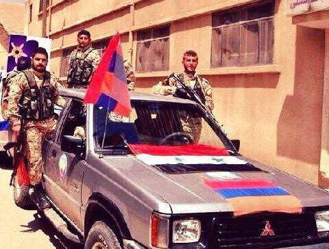 Armenia chính thức tham chiến ở Syria: Nga có thêm đồng minh cực mạnh - Một vốn bốn lời? - Ảnh 3.