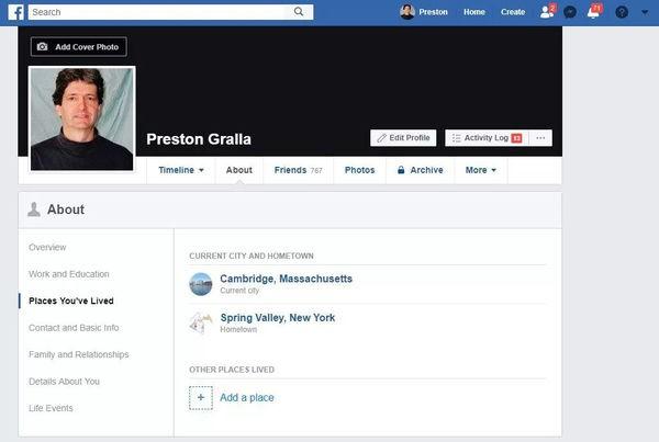 Hướng dẫn chi tiết cách bảo vệ thông tin cá nhân trên Facebook - Ảnh 2.