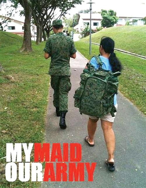 Thà định cư nước ngoài còn hơn phục vụ quân đội Singapore: Chế độ quân dịch nô lệ? - Ảnh 3.
