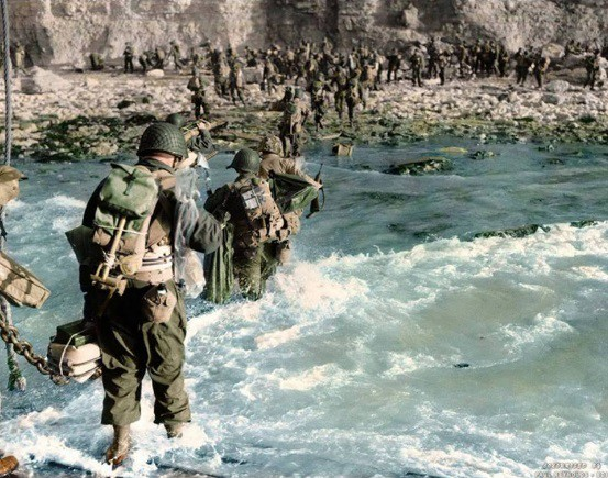 Giải mật: 10 bí mật trong cuộc đổ bộ Normandy mà không phải ai cũng biết? - Ảnh 7.
