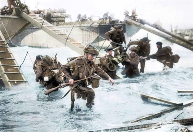 Giải mật: 10 bí mật trong cuộc đổ bộ Normandy mà không phải ai cũng biết? - Ảnh 8.