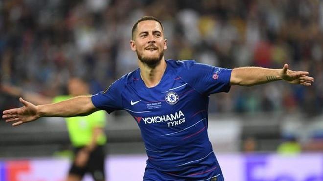 Hazard chính thức cập bến Real, giá 100 triệu euro - Ảnh 2.