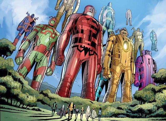 5 thực thể vũ trụ sở hữu sức mạnh của các vị thần được dự đoán sẽ xuất hiện trong các phần Avengers tiếp theo - Ảnh 7.