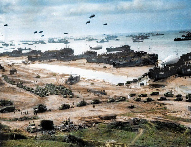 Giải mật: 10 bí mật trong cuộc đổ bộ Normandy mà không phải ai cũng biết? - Ảnh 10.