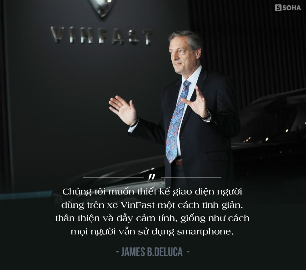 """CEO VinFast: """"Với chúng tôi, sẽ dễ dàng hơn nếu bắt đầu từ cao cấp rồi đi xuống phân khúc thấp"""" - Ảnh 12."""