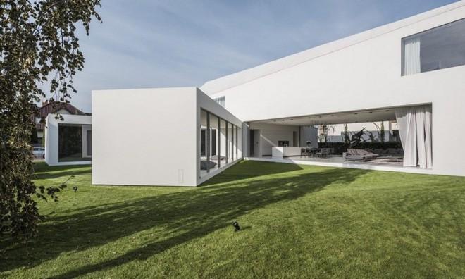Độc đáo kiến trúc nhà có thể thay đổi hình dạng theo ánh nắng Mặt Trời - Ảnh 2.