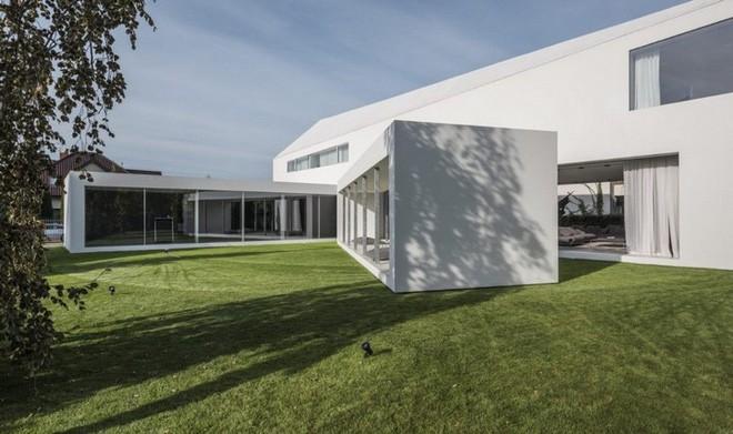Độc đáo kiến trúc nhà có thể thay đổi hình dạng theo ánh nắng Mặt Trời - Ảnh 1.