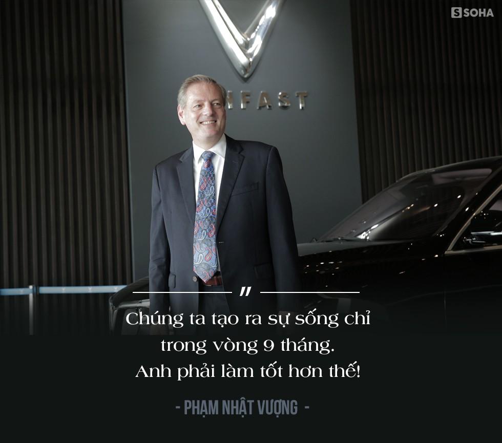 """CEO VinFast: """"Với chúng tôi, sẽ dễ dàng hơn nếu bắt đầu từ cao cấp rồi đi xuống phân khúc thấp"""" - Ảnh 5."""