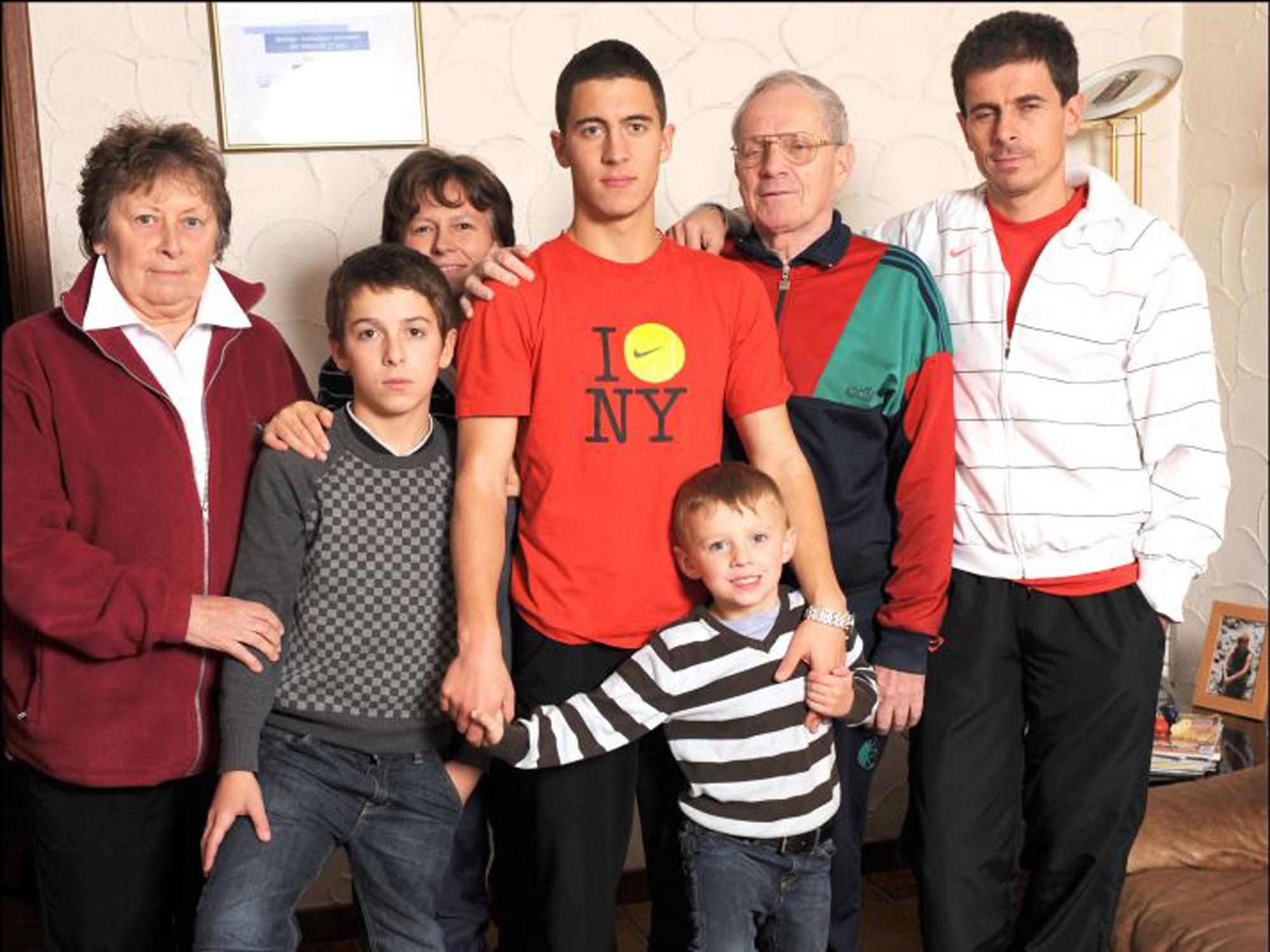 eden hazard - photo 1 1560081219746576159383 - Eden Hazard: Ghi bàn từ trong bụng mẹ, để bước lên đỉnh thế giới cùng Real Madrid