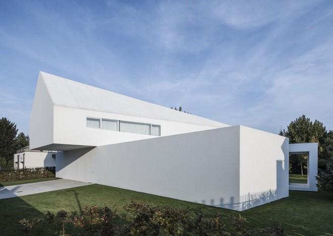 Độc đáo kiến trúc nhà có thể thay đổi hình dạng theo ánh nắng Mặt Trời - Ảnh 5.