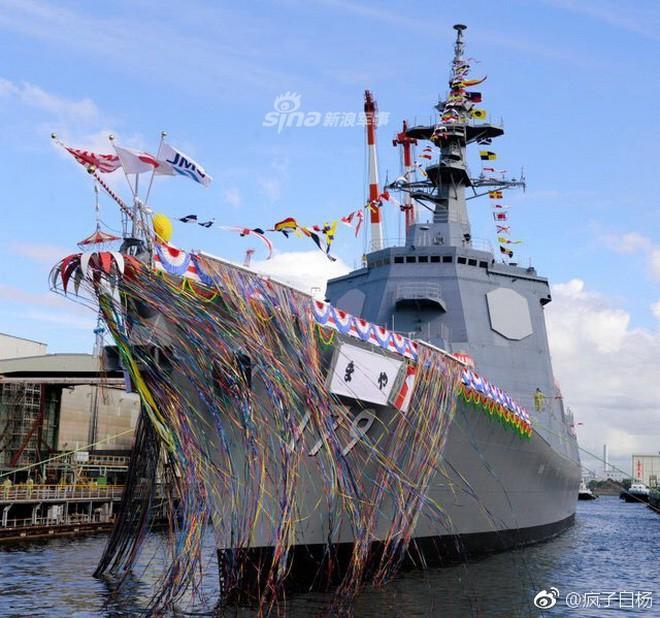 Trung Quốc giật mình khi Nhật Bản chuẩn bị tiếp nhận kỳ phùng địch thủ của Type 055 - Ảnh 1.