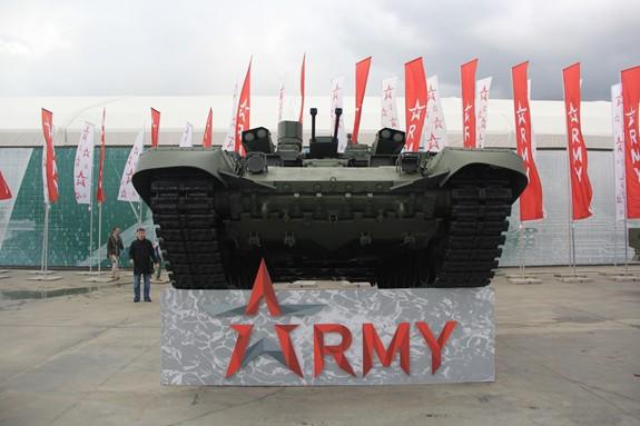 Nhiều khí tài quân sự hiện đại được giới thiệu tại Army-2019 - Ảnh 11.