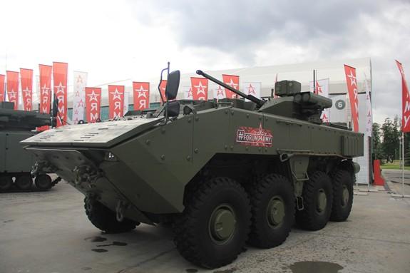 Nhiều khí tài quân sự hiện đại được giới thiệu tại Army-2019 - Ảnh 12.