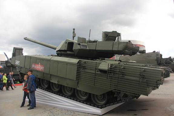 Nhiều khí tài quân sự hiện đại được giới thiệu tại Army-2019 - Ảnh 14.