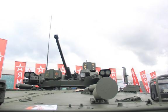 Nhiều khí tài quân sự hiện đại được giới thiệu tại Army-2019 - Ảnh 15.