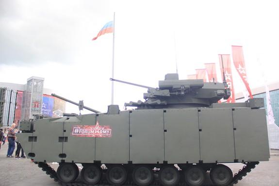 Nhiều khí tài quân sự hiện đại được giới thiệu tại Army-2019 - Ảnh 16.