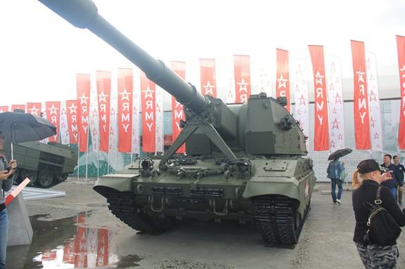Nhiều khí tài quân sự hiện đại được giới thiệu tại Army-2019 - Ảnh 17.