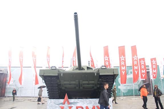 Nhiều khí tài quân sự hiện đại được giới thiệu tại Army-2019 - Ảnh 18.