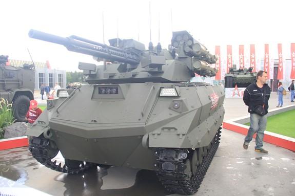 Nhiều khí tài quân sự hiện đại được giới thiệu tại Army-2019 - Ảnh 19.