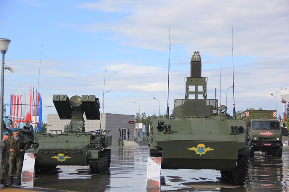 Nhiều khí tài quân sự hiện đại được giới thiệu tại Army-2019 - Ảnh 2.