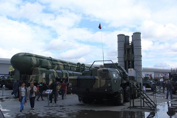 Nhiều khí tài quân sự hiện đại được giới thiệu tại Army-2019 - Ảnh 21.