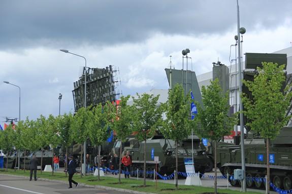 Nhiều khí tài quân sự hiện đại được giới thiệu tại Army-2019 - Ảnh 26.