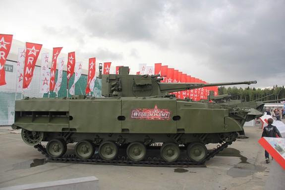 Nhiều khí tài quân sự hiện đại được giới thiệu tại Army-2019 - Ảnh 27.