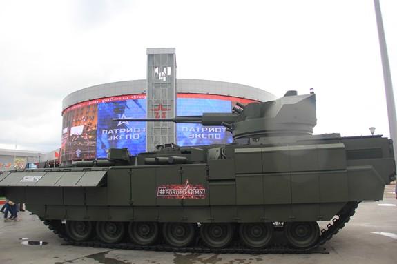 Nhiều khí tài quân sự hiện đại được giới thiệu tại Army-2019 - Ảnh 28.