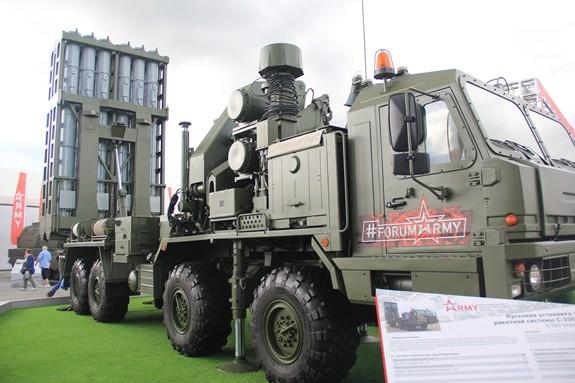Nhiều khí tài quân sự hiện đại được giới thiệu tại Army-2019 - Ảnh 29.