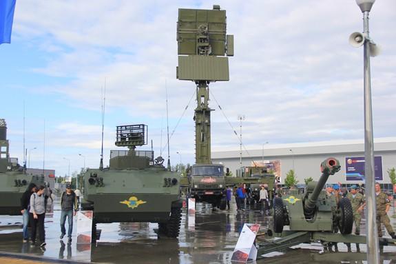Nhiều khí tài quân sự hiện đại được giới thiệu tại Army-2019 - Ảnh 4.