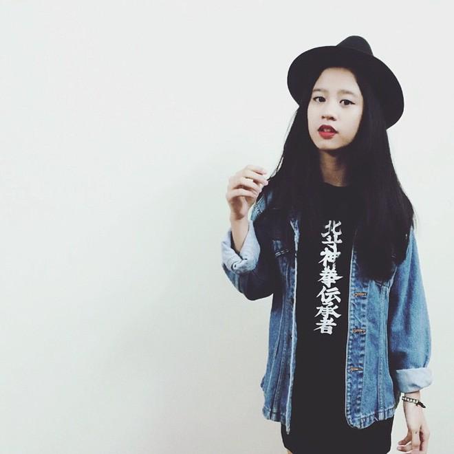 Hàn Hằng: Hành trình lột xác từ cô bé gầy đét đến hot girl Instagram câu follow nhờ quá nóng bỏng - Ảnh 4.
