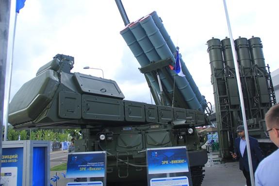 Nhiều khí tài quân sự hiện đại được giới thiệu tại Army-2019 - Ảnh 31.