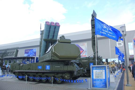 Nhiều khí tài quân sự hiện đại được giới thiệu tại Army-2019 - Ảnh 32.