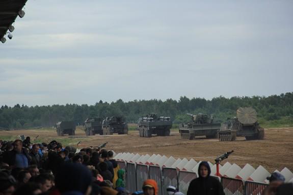 Nhiều khí tài quân sự hiện đại được giới thiệu tại Army-2019 - Ảnh 38.