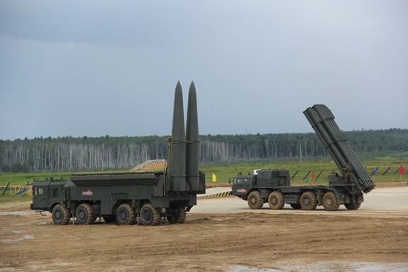 Nhiều khí tài quân sự hiện đại được giới thiệu tại Army-2019 - Ảnh 39.