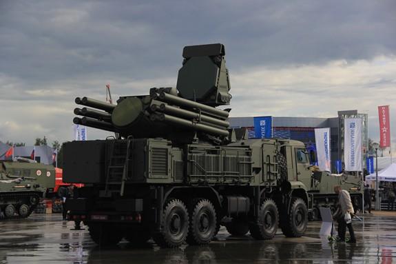 Nhiều khí tài quân sự hiện đại được giới thiệu tại Army-2019 - Ảnh 5.