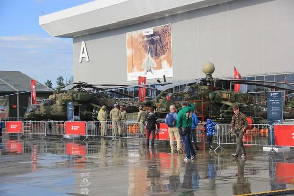 Nhiều khí tài quân sự hiện đại được giới thiệu tại Army-2019 - Ảnh 6.