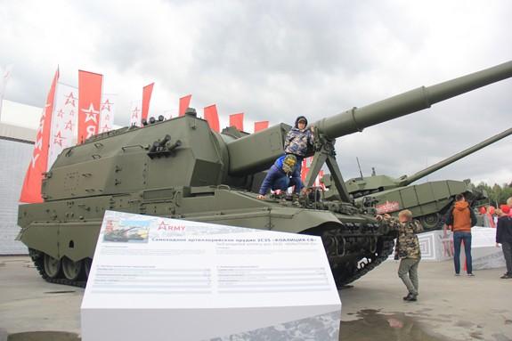 Nhiều khí tài quân sự hiện đại được giới thiệu tại Army-2019 - Ảnh 10.