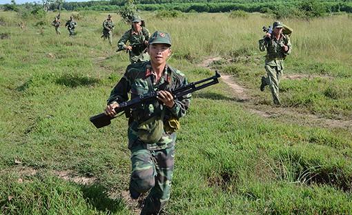 Chiến tranh BGTN: Một đại đội chấp cả thiết đoàn xe tăng Polpot - Địch ma mãnh, trận đánh khốc liệt - ảnh 3