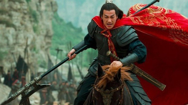 Tam quốc diễn nghĩa: Chân dung đệ nhất chiến thần vượt mặt Quan Vũ, Triệu Tử Long thời Tam quốc - Ảnh 1.