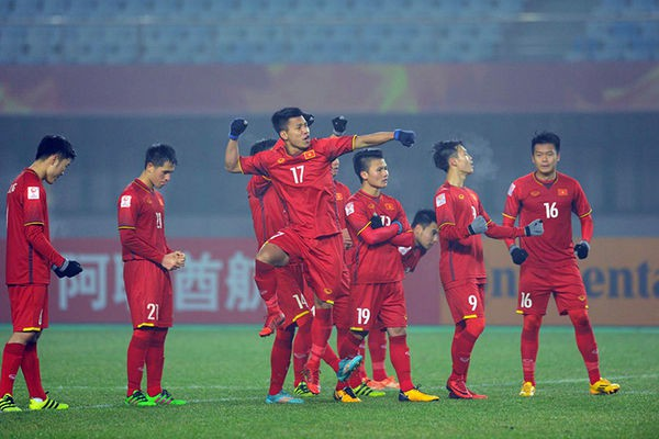 Có một U23 Việt Nam tại CAN 2019 - Ảnh 1.