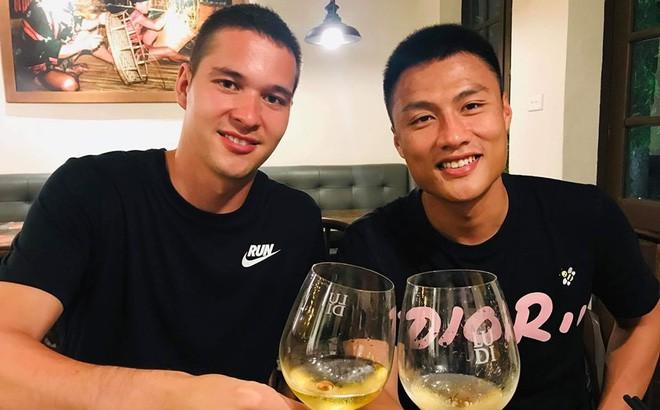 Filip Nguyễn đăng clip nắn gân đối thủ, chờ một cuộc gọi từ HLV Park Hang-seo - Ảnh 1.