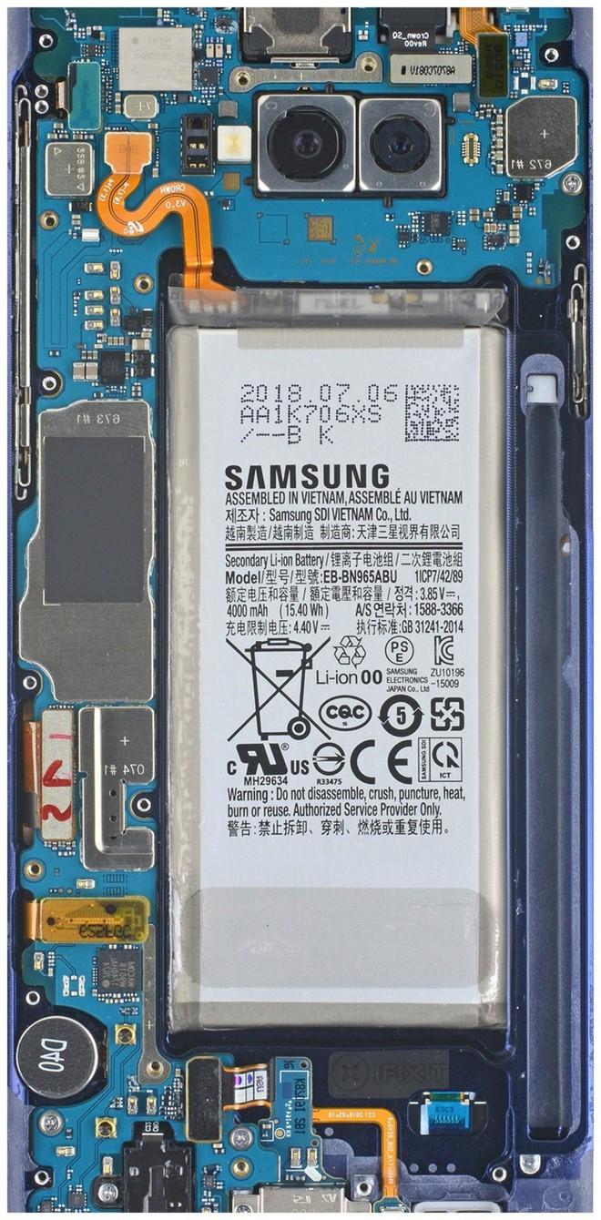 Kỹ sư Samsung tiết lộ: Vì bút S Pen, dòng Galaxy Note phải hy sinh 800mAh pin, khó nâng cấp camera, khó thu hẹp viền - Ảnh 2.