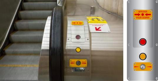 Nút Dừng khẩn cấp của thang cuốn nằm ở đâu? Nhiều người đi cả tỷ lần rồi vẫn không biết, đến khi sự cố xảy ra không ứng phó kịp - Ảnh 7.