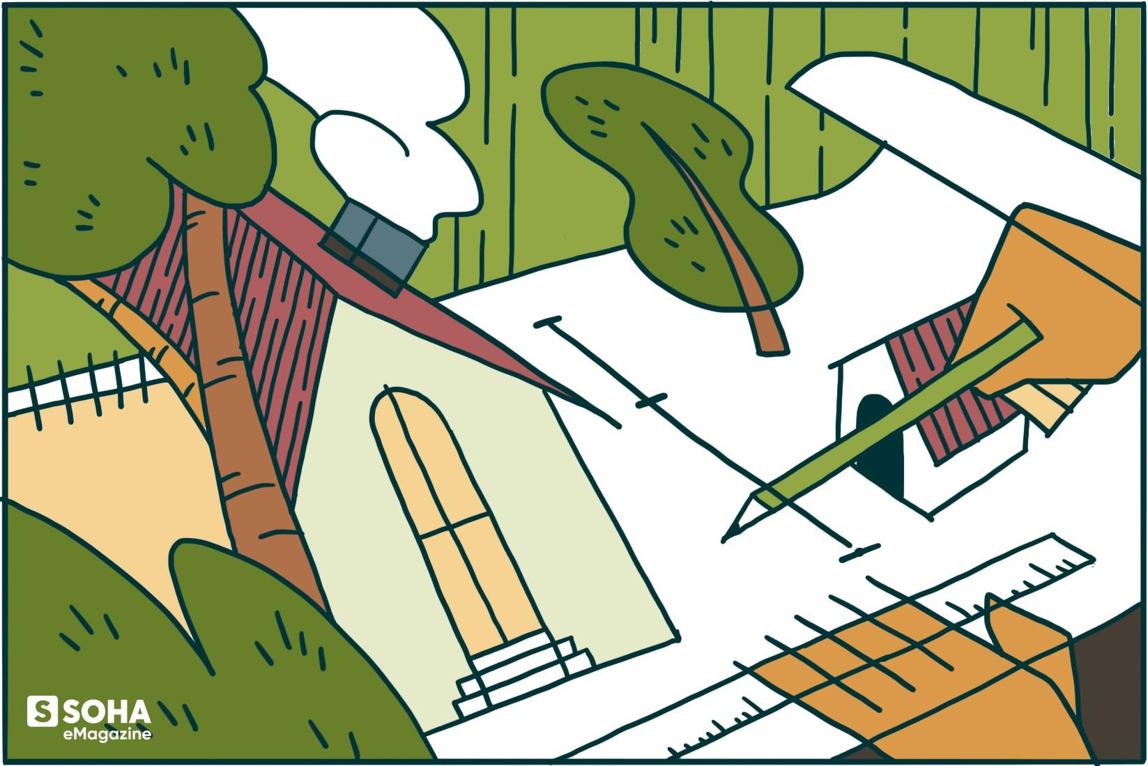 KTS Võ Trọng Nghĩa: Làm kiến trúc mà thiền tập và giữ giới nghĩ qua tưởng là thiệt nhưng nghĩ lại thì thuận lợi vô cùng! - Ảnh 6.