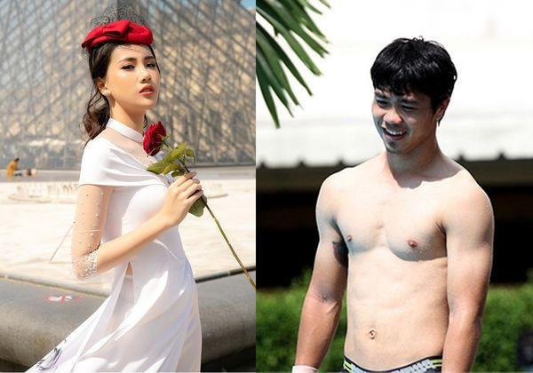Siêu mẫu Việt Nam được đại gia gạ với giá 1 triệu đô thích Công Phượng - Ảnh 1.