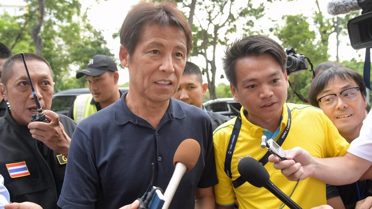 Tân HLV Thái Lan Akira Nishino vụng trộm với con dâu? - Ảnh 4.