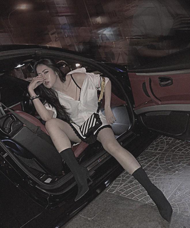 """Lộ ảnh quá khứ của """"gái xinh bên siêu xe"""" hot trên Instagram, dân tình gật gù: Để đẹp được cũng vất vả ghê! - Ảnh 11."""
